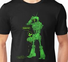 world of tomorrow (simplified) GREEN Unisex T-Shirt