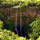 Chamarel Waterfall, Mauritius by John Brotheridge