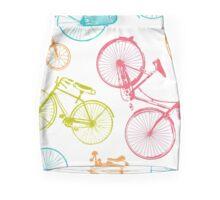 Bicycle Race Mini Skirt