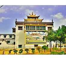 Tibetan Buddhist Stupa Photographic Print
