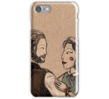The dancing, the dancing's tonight. iPhone Case/Skin