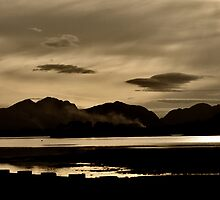 Across Loch Leven by Andrew Ness - www.nessphotography.com
