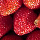 Summer Strawberries by Tama Blough