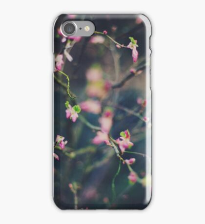 And Spring leapt forward in a burst of colour. iPhone Case/Skin