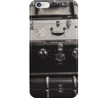 Those adventurers of the old school. iPhone Case/Skin
