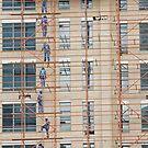 Dubai Chain Gang by Craig Scarr