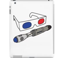 Doctor Who, Tenth Doctor iPad Case/Skin