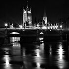 City Lights: London part I by Sebastian Wuttke