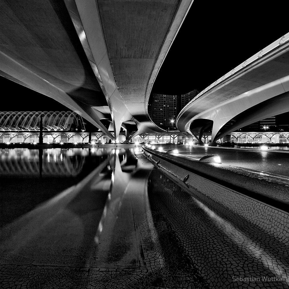 City Lights: Valencia part I by Sebastian Wuttke