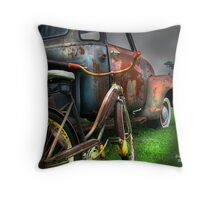 """Alternatives"" Throw Pillow"
