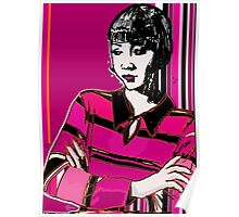 Anna May Wong 1920s Portrait  Poster