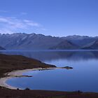 NZ Lake by JeniNagy