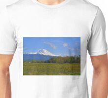 Mount Rainier Splendor Unisex T-Shirt