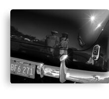 Me, Photographer, Living In Florida, 2 Kids Canvas Print