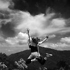 jumping mountains by Creative SweetArt