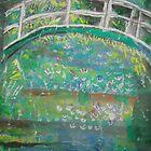 Claude Monet by Kaser by Kaser Albeloochi