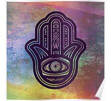 The Hand of Hamsa  Poster