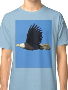 Eagle Fly By Classic T-Shirt
