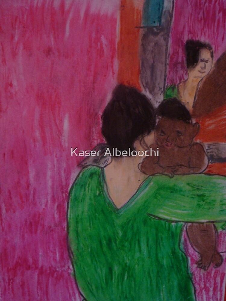 Mary Cassatt by Kaser by Kaser Albeloochi
