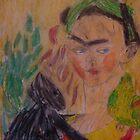 Frida Khalo by Kaser by Kaser Albeloochi