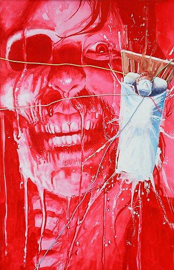 Metallica (One) by kenmeyerjr