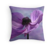 Gathering Sunlight Throw Pillow
