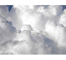 Cumulus Congestus Clouds Photographic Print