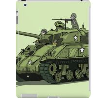 Dogs of War: Sherman Tank iPad Case/Skin