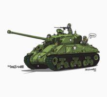 Dogs of War: Sherman Tank by Siegeworks .