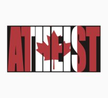 Canadian Atheist  by WFLAtheism