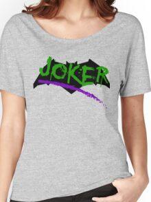 Joker graffiti  Women's Relaxed Fit T-Shirt