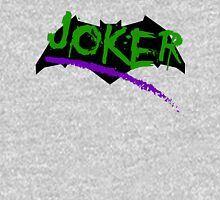 Joker graffiti  Unisex T-Shirt