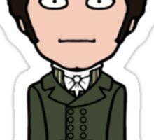 Mr Darcy (sticker) Sticker