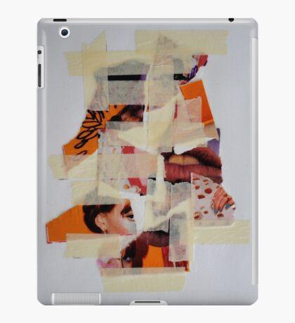 cut and paste iPad Case/Skin