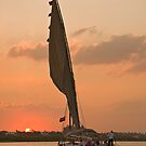 Cruising the Nile of Egypt by Andre Roberts