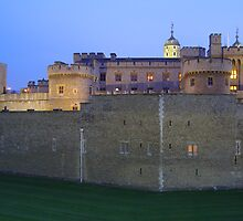 Tower of London by Linda Hardt