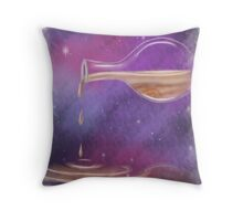 Drops of Jupiter Throw Pillow
