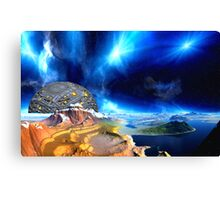 The Suns of Toric Kanor Canvas Print