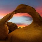 Mobius Arch in the Alabama Hills. by Alex Preiss