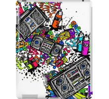 Blasters in the Mix  iPad Case/Skin