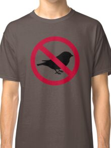 No birds Classic T-Shirt