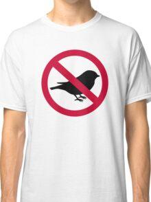 No birds Classic T-Shirt