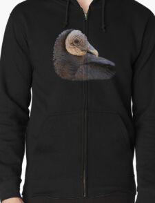 Black Vulture Portrait T-Shirt