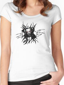 Dracula Women's Fitted Scoop T-Shirt