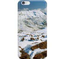 The Rodway Range, Mount Field  iPhone Case/Skin