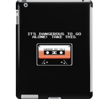 TAKE THIS TAPE iPad Case/Skin