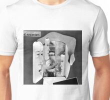The Man Who Had Nightmares in the Passages of Shipwrecks Unisex T-Shirt