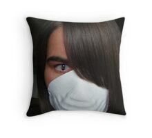 Can I Examine You? Throw Pillow