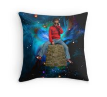 OK, you made your point!   Throw Pillow