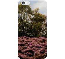 A Tree Grows in Heather iPhone Case/Skin